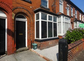 Thumbnail 3 bedroom property to rent in Whitby Road, Fallowfield, Manchester