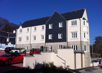 Thumbnail 2 bed flat to rent in Pagoda Drive, Duporth, St Austell, Cornwall