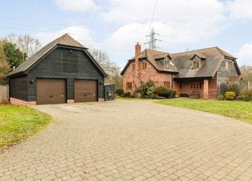 Thumbnail 4 bed detached house for sale in Mayes Lane, Chelmsford, Essex