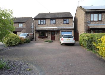 Thumbnail 4 bed detached house for sale in Spring Court, Welton, Lincoln