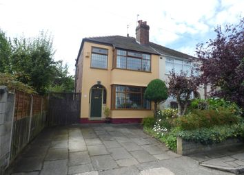 Thumbnail 3 bed semi-detached house for sale in The Lynxway, West Derby, Liverpool