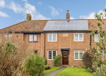 Thumbnail 3 bedroom terraced house for sale in Crown Road, Norwich, Norfolk