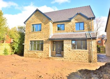 Thumbnail 5 bed detached house for sale in Plot 3, The Gallops, Morley, Leeds, West Yorkshire