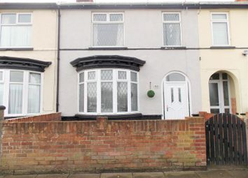 Thumbnail 3 bed terraced house for sale in Harrington Street, Cleethorpes