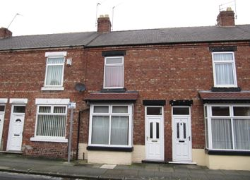 Thumbnail 2 bed terraced house to rent in Reid Street, Darlington