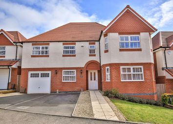 Thumbnail 5 bed detached house for sale in Ash Tree View, Newport