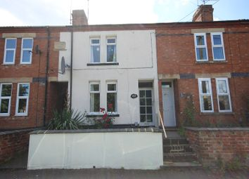 Thumbnail 3 bed terraced house for sale in Farndish Road, Irchester, Wellingborough, Northamptonshire.