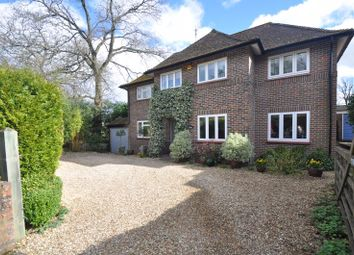 Thumbnail 4 bed detached house for sale in Fernhill Walk, Hawley, Blackwater