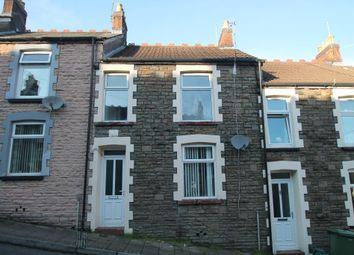 Thumbnail 3 bed terraced house for sale in Charles Street, Brithdir, New Tredegar, Caerphilly Borough