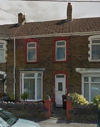 Thumbnail 3 bed terraced house for sale in Old Road, Neath