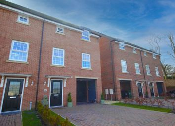 Thumbnail 3 bed town house for sale in Hornbeam Crescent, Hexham