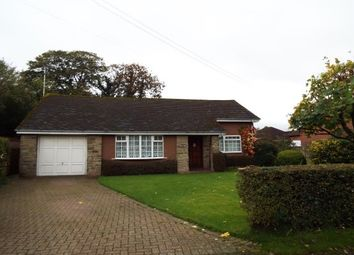 Thumbnail 2 bed bungalow to rent in Deadmans Green, Checkley, Stoke-On-Trent