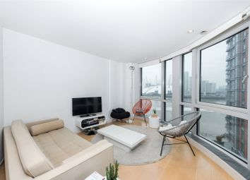 Thumbnail 1 bedroom property to rent in Ontario Tower, 4 Fairmont Avenue, Canary Wharf