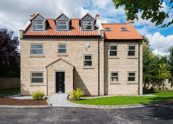 Thumbnail 4 bed detached house for sale in New Road, Firbeck, Worksop