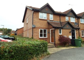 Thumbnail 2 bed end terrace house to rent in Gardenia Drive, West End, Woking
