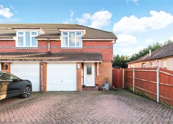 Thumbnail 3 bed end terrace house for sale in Masson Avenue, Ruislip, Middlesex