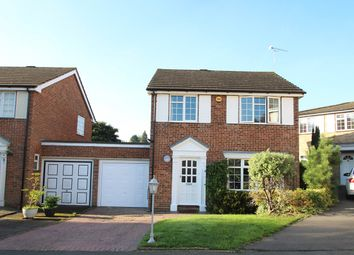 Thumbnail 3 bed link-detached house for sale in Barry Close, Orpington