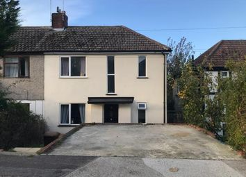 Thumbnail 3 bed semi-detached house for sale in Hawthorn Road, Strood, Kent