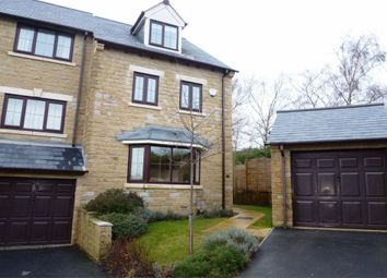 Thumbnail 4 bedroom end terrace house to rent in Manor House, Flockton, Wakefield, West Yorkshire