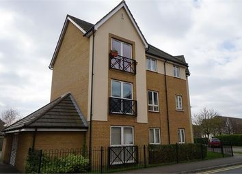 Thumbnail 1 bed flat to rent in Jovian Way, Ipswich
