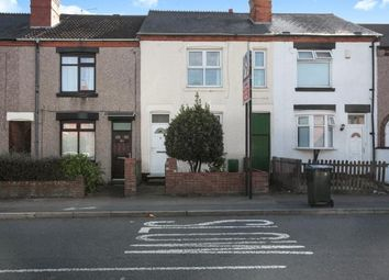Thumbnail 3 bed terraced house for sale in Windmill Road, Coventry, West Midlands