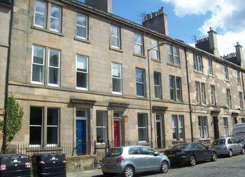 Thumbnail 3 bedroom flat to rent in Madeira Street, Edinburgh