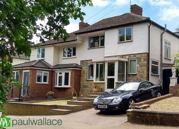 Thumbnail 4 bed semi-detached house for sale in Holbeck Lane, Cheshunt, Waltham Cross