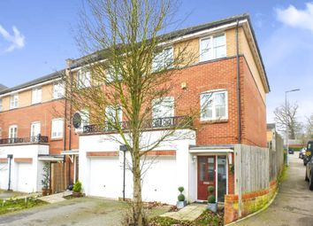 Thumbnail 4 bedroom town house for sale in Plomer Avenue, Hoddesdon