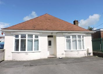 Thumbnail 3 bed detached bungalow for sale in Alexandra Road, Gorseinon, Swansea