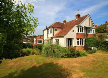 Thumbnail 3 bed semi-detached house for sale in Boscobel Road North, St Leonards-On-Sea, East Sussex