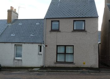 Thumbnail 2 bed town house for sale in Castle Street, Thurso