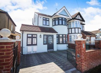 Thumbnail 4 bed semi-detached house for sale in Hartford Avenue, Harrow