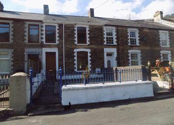 Thumbnail 4 bed terraced house for sale in Afon Villas, Cwmavon, Port Talbot, Neath Port Talbot.