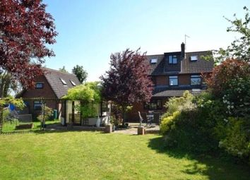 Thumbnail 4 bed detached house for sale in Haverhill Road, Castle Camps, Cambridge