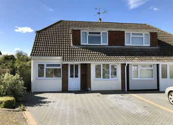 Thumbnail 3 bed semi-detached house for sale in Haven Close, Coleview, Swindon
