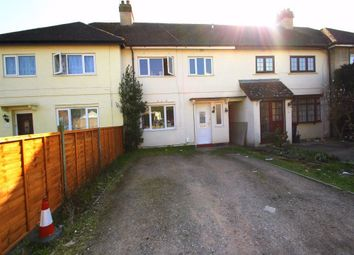 Thumbnail 3 bed terraced house to rent in Almond Close, Englefield Green, Surrey