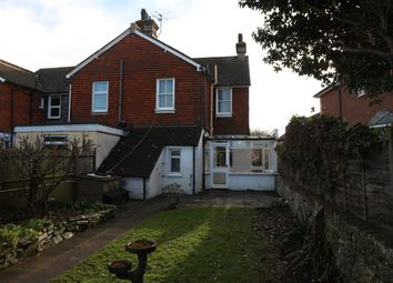 Thumbnail 3 bed end terrace house for sale in Pevensey Bay Road, Eastbourne