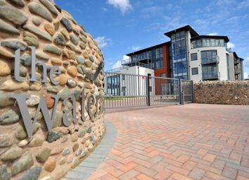 Thumbnail 2 bed flat for sale in The Waterfront, Knott End On Sea