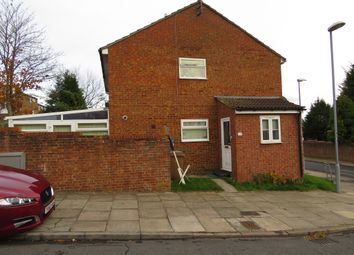 Thumbnail 2 bed end terrace house for sale in Brussels Way, Luton