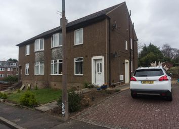 Thumbnail 2 bed flat for sale in 8 Carrick Knowe Grove, Carrick Knowe