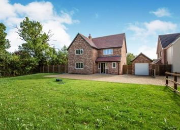 Thumbnail 4 bed detached house for sale in Norwich Road, Besthorpe, Norfolk