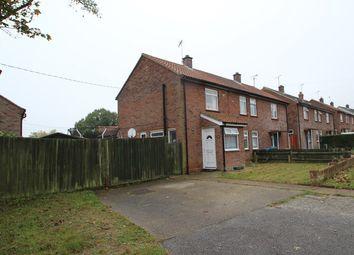 Thumbnail 3 bed semi-detached house for sale in Newnham Avenue, Woodbridge
