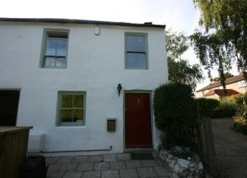 Thumbnail 2 bed terraced house to rent in The Street, Lympne, Hythe, Kent United Kingdom