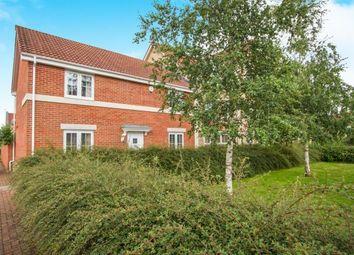 Thumbnail 4 bedroom end terrace house for sale in Mayflower Court, Staple Hill, Bristol