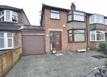 Thumbnail 3 bed semi-detached house for sale in Mayfield Grove, South Reddish, Stockport