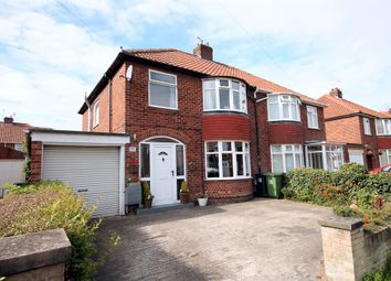 Thumbnail 4 bedroom semi-detached house for sale in Rawcliffe Croft, Rawcliffe, York