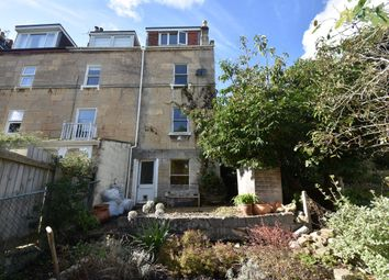 Thumbnail 3 bedroom end terrace house for sale in Leopold Buildings, Bath
