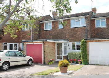 Thumbnail 3 bed terraced house for sale in Quebec Close, Bexhill-On-Sea