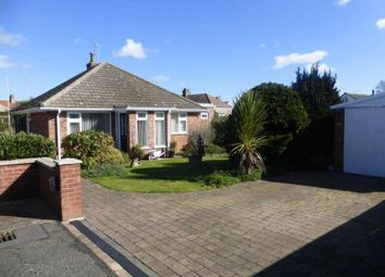 Thumbnail 3 bed detached bungalow for sale in Kingston Close, Lowestoft