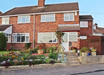 Thumbnail 4 bedroom semi-detached house for sale in Amersham Close, Allesley Park, Coventry
